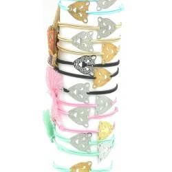 Elastic bracelet - Panther