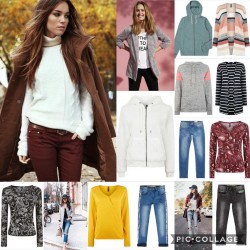 Ropa Mujer Invierno Ref LADYS