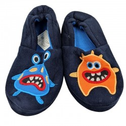 Kids Monsters Slippers