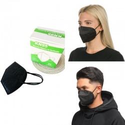 KN95 Black Mask
