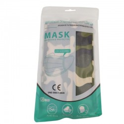 Classic Cammo Surgical Mask