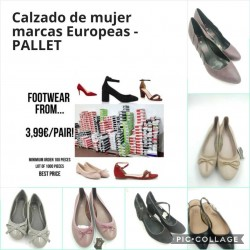 Women's Shoes Palet Mix...