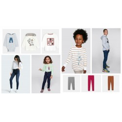 Children's clothing Autumn mix