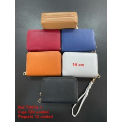Women's wallet - TIK DOBLE