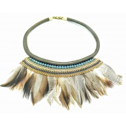 BOHO Hippy Ethnic Necklace