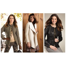 Women's  coats and jackets...