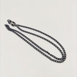 Black mask chain