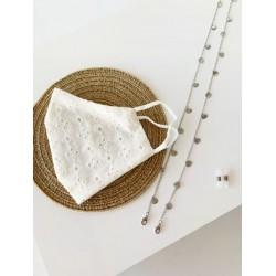 Fine chain mask holder S41