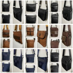 Men's bags and shoulder...