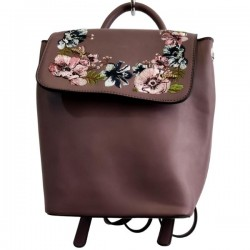 Eco Leather Backpack glamour