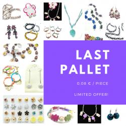 Jewelry Pallet