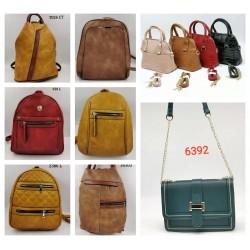 Bolsos y mochilas  de mujer...