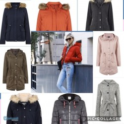 Winter coats and jackets...