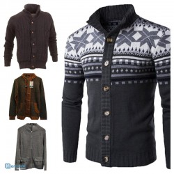 Cardigans for men Piazza