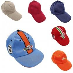 Gorras deportivas lote surtido