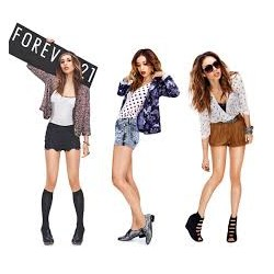 ROPA MUJER MIX FOREVER 21