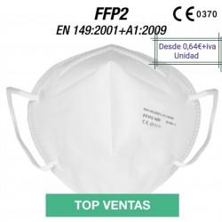 Maschera FFP2 BIANCA CE 2163