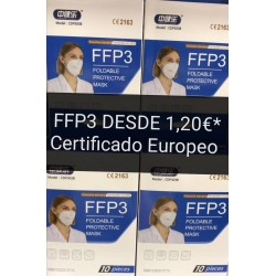 Mask FFP3  EUROPEAN...