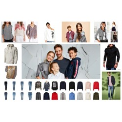 NEW clothing - Family Pack