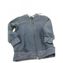 Papfar kid Blue sweatshirt
