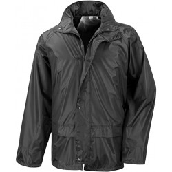 Jacket Windproof Black
