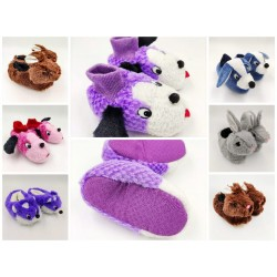 Animal Kid Slippers