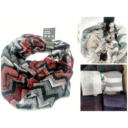 XL scarves assorted lot
