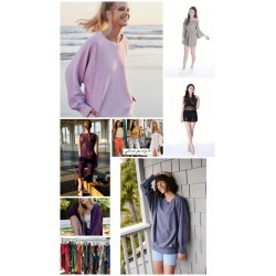 Ropa Mujer Glam Mix Pack
