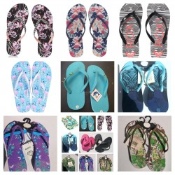 Chanclas verano pack mix