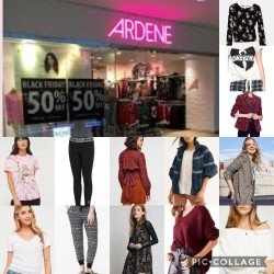 Ropa Mujer Ardene Mix Pack