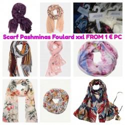 Pashmine Foulard xxl Spring...