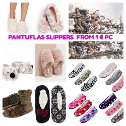 Home slippers MIX PALET