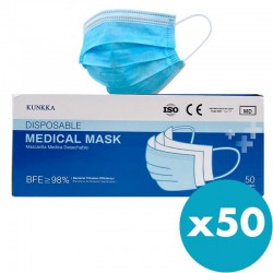 Basic surgical mask Box 50...