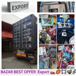 Bazar domestico NEW PALET