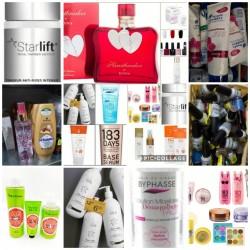 Productos cosméticos pack...