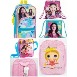Mochilas y bolsos girl...