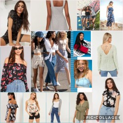 Summer clothing women mix...