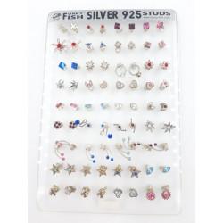 925 silver earrings...