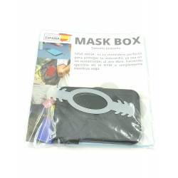 Mask holder and ear protector