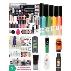 Cosmetics assorted lot pack...