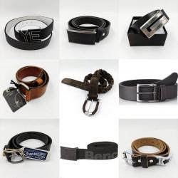 Leather belt mix brands