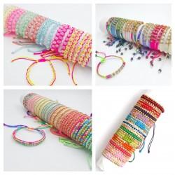 Summer bracelet with exportor