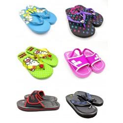 Children's flip flop mix...