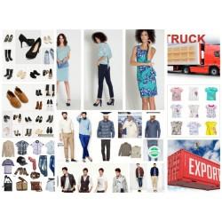 Ropa  y calzado Export