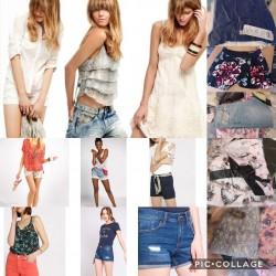Women's  clothing Mix of...