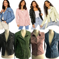 Jackets New Fashion Mix