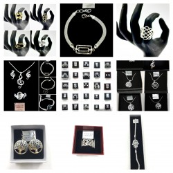 SILVER 925 JEWELRY PLATED