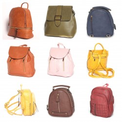 FASHION BAGS AND BACKPACKS