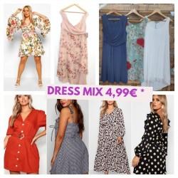 Dresses brands Europe new mix