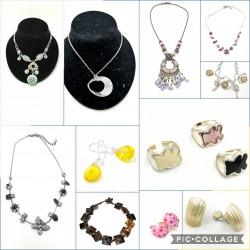 Steel Jewelry assorted lot...